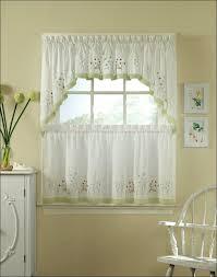 Kitchen Valance Curtains by Kitchen Kitchen Valance Curtains White Curtain Panels Yellow
