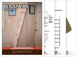 house building plans diy tumbleweed houses