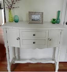 Shabby Chic Console Table Transformed Shabby Chic Console Table Picklee
