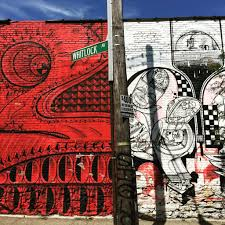 Images About Barneyandthebackyardgang Tag On by A South Bronx Graffiti Walkabout The New York Times