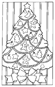 christmas tree coloring page printable christmas calendar tree coloring page printable coloring pages