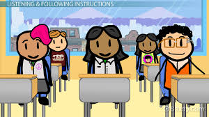listening and understanding instructions video u0026 lesson