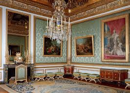 Palace Interior by France Versailles Palace Interior Design Hall Painting Lamps Hd