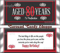 25 unique candy birthday cards 25 unique 80th birthday quotes ideas on 80th birthday