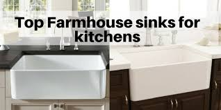 Kitchen Apron Sink Top Farmhouse Sinks For Kitchens How To Choose An Apron Sink
