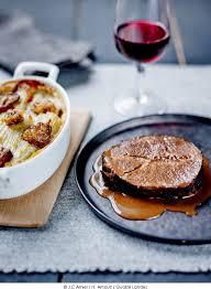 comment cuisiner le paleron paleron de bœuf de chalosse braisé au vin de tursan gratin de