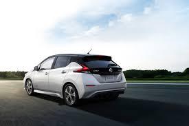 nissan finance login australia 2018 nissan leaf boasts big range boost new driver assist tech