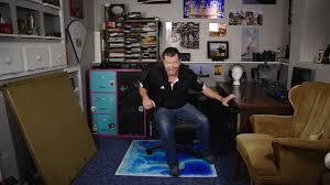 Hardwood Floor Chair Mat Art3d Liquid Encased Office Chair Mat For Carpet U0026 Hardwood Floor