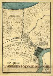 Map Of New Orleans Metro Area by History Maps