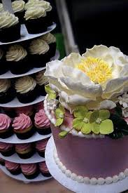 wedding cupcake trees and cakes picture of truffles bakery