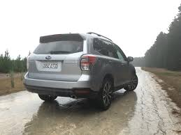 subaru forester 2016 black 2016 subaru forester review caradvice