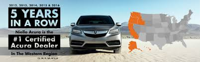 Acura Deler Cars For Sale Acura Dealer Roseville Ca Niello Acura