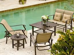 sling patio chairs outdoor sling chairs patioliving