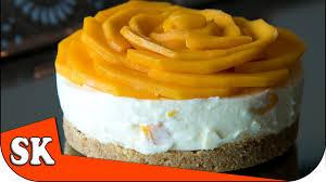 how to make no bake mango cheesecake youtube