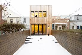 Rowhou Com Brooklyn Row House 1 Office Of Architecture Archinect