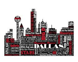 Home Decor Stores In Dallas Tx Original Artwork Using Words To Describe