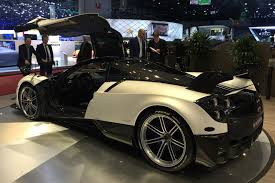 new pagani pagani huayra bc 2016 revealed pagani tears down the huayra and
