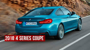 2018 bmw 4 series coupe youtube