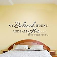 i am my beloved my beloved is mine and i am his song of solomon 2 16 scripture