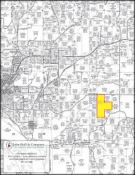Alabama Counties Map 160 Acres In Tallapoosa County Alabama