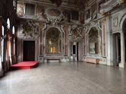 Palace Interior by Places Venice Italy Ca Zenobio Palace Interior
