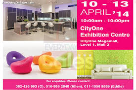 Home Design Expo Centre 10 13 Apr 2014 Sarawak Furniture U0026 Home Expo At Cityone