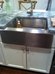 24 inch stainless farmhouse sink top mount apron sink kitchen redesign iron kitchen sink