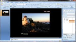 cara membuat powerpoint berjalan download cara membuat tulisan text berjalan pada power point videos