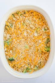 thanksgiving vegetable casseroles cheesy broccoli casserole yellow bliss road
