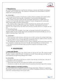 marketing strategies u0026 plans of toyota