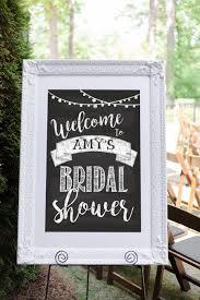 bridal shower sign engagement party decoration wedding shower