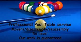 Pool Table Disassembly by Pool Table Www Pooltableservicedmv Com