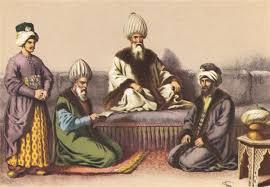 Ottoman Officials Of The Seyhulislam Among The Ottomans