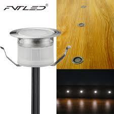 fvtled 12v led deck lighting kit stainless steel waterproof