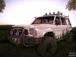 nissan safari off road nissan patrol for gta san andreas