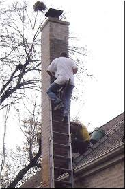 Fireplace Flue Repair by Chimney Repair Delta Tuckpointing 847 482 1800