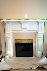 accessories awesome white stone carved tile wall around fireplace