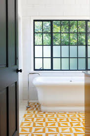 Yellow Tile Bathroom Ideas 202 Best Bathroom Images On Pinterest Bathroom Ideas Room And
