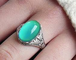 green mood rings images Mood stone etsy jpg