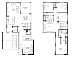 bedroom single story house plans bath 2single floor with basement