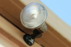 how to install flood lights how to install outdoor floodlights diy true value projects