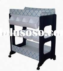 Portable Change Table Collapsible Changing Table Foter