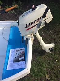 johnson 3 5 hp outboard motor in godmanchester cambridgeshire