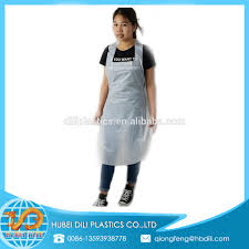 disposable poly kitchen apron disposable poly kitchen apron suppliers and manufacturers alibaba