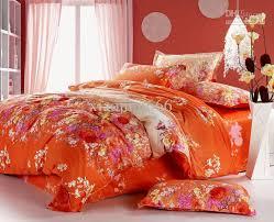 Pink And Orange Bedroom Pink And Orange Bedding Beautiful Pink Decoration