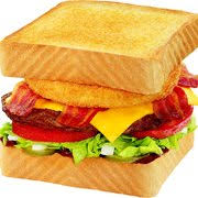 Bacon Toaster Bacon Cheeseburger Toaster Sandwich Menu Sonic Drive In Duarte