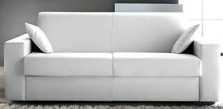 canapé convertible blanc et gris canape convertible blanc cildt org