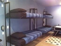 Folding Bunk Bed Folding Bunk Bed Plans Diy Welding Plans