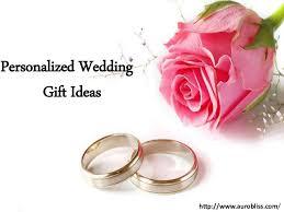 wedding gift jewellery personalized wedding gift ideas