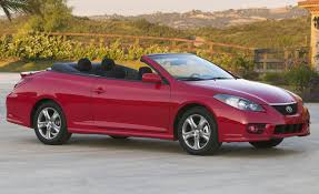 kia convertible models toyota camry solara sle convertible short take road test